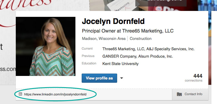 LinkedIn Custom URL profile update change | Social Media | SEO | Website | Networking | Restoration | Construction | Marketing